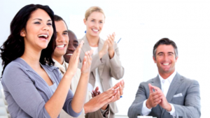 HR Team in Successful Recruitment and Performance Reviews