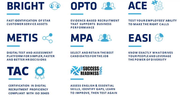 Clearport Suite of Recruitment and Development Assessments