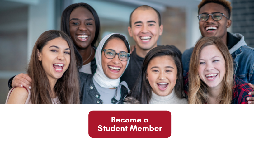 Click on the image to become a Student Member