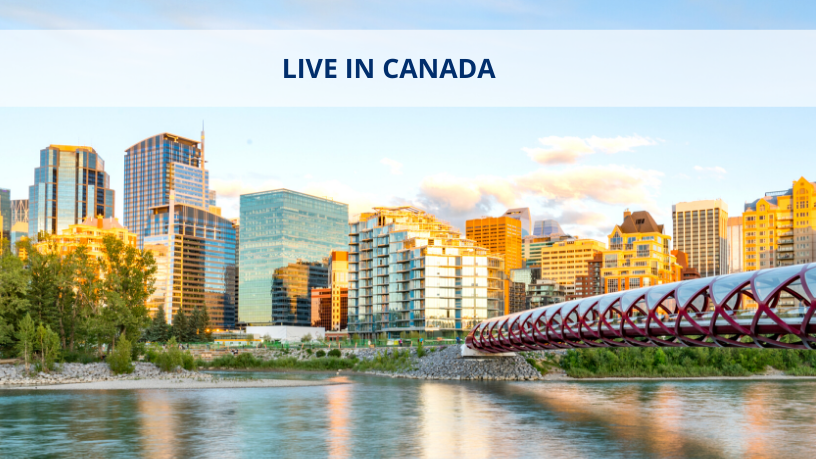 Stay after studying and Live in Canada