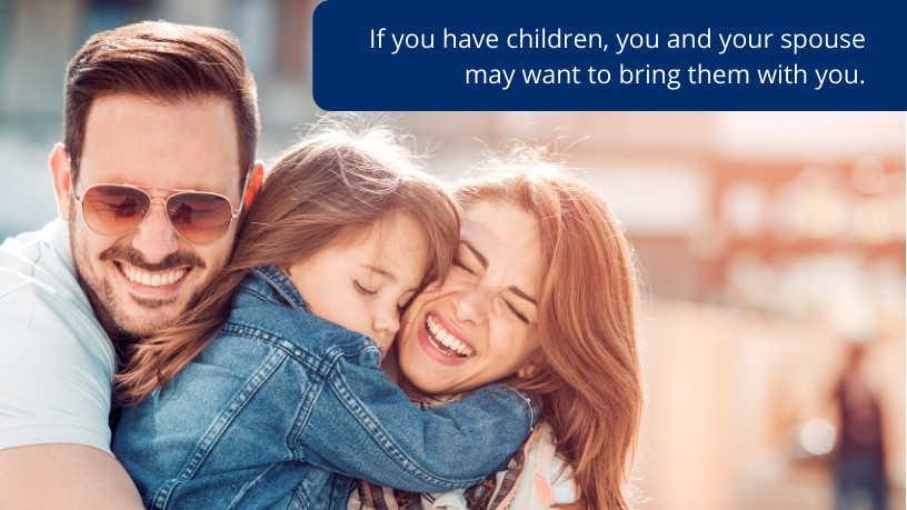 Study in Canada with your Spouse and Children