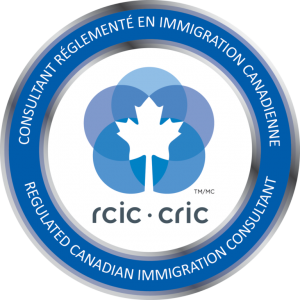 Regulated Canadian Immigration Consultant Member Insignia