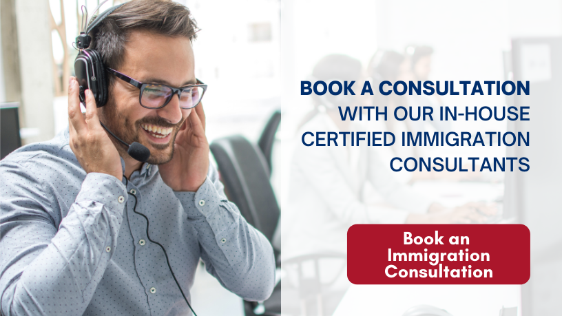 Book an Immigration Consultation to Canada