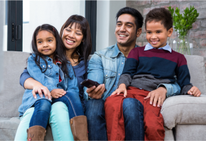 International Student Spouse and Children