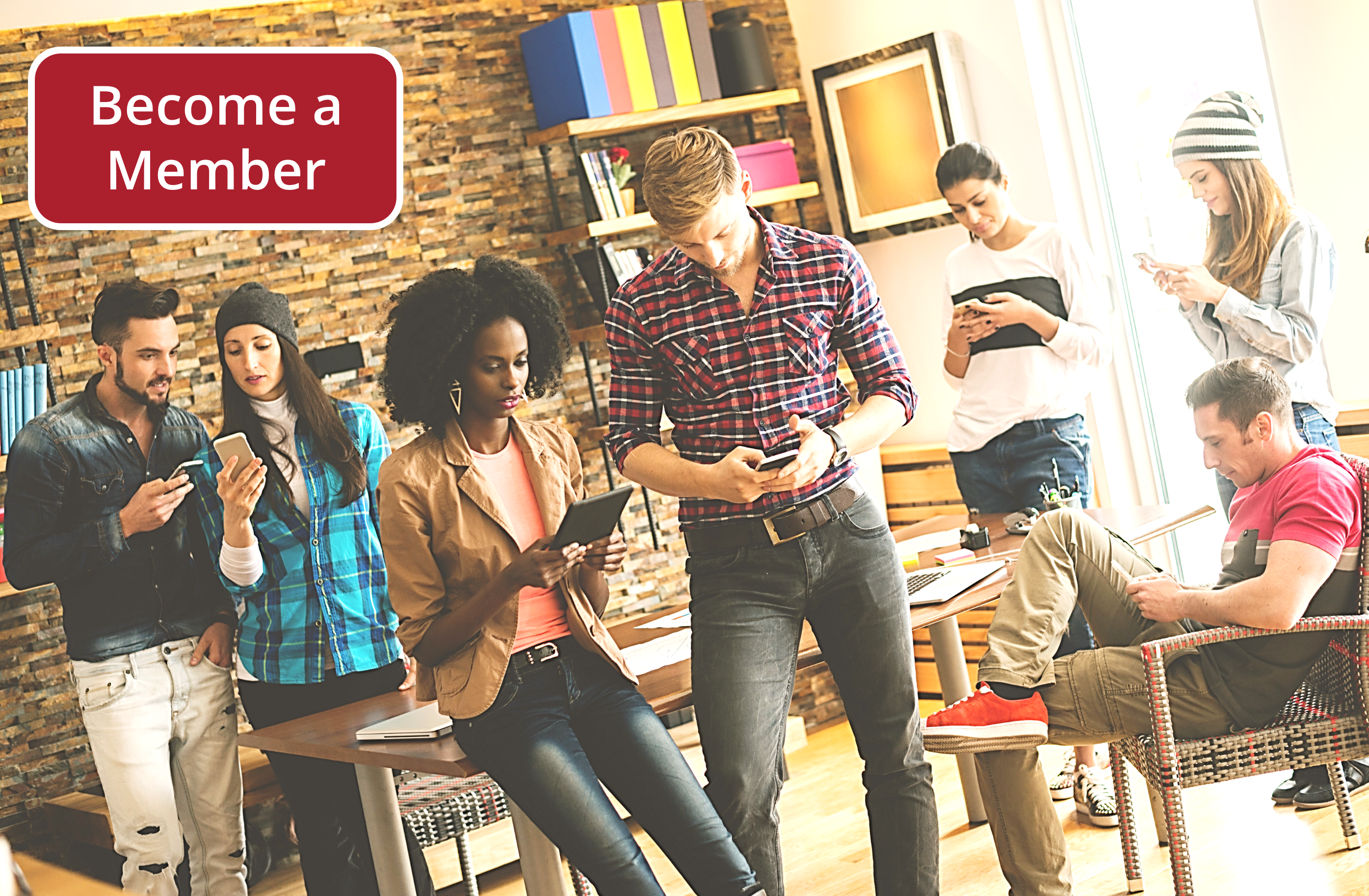 Click to become a Member and study in Canada