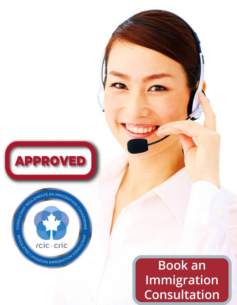 Book an Immigration Consultation with our In-House Regulated Canadian Immigration Consultants